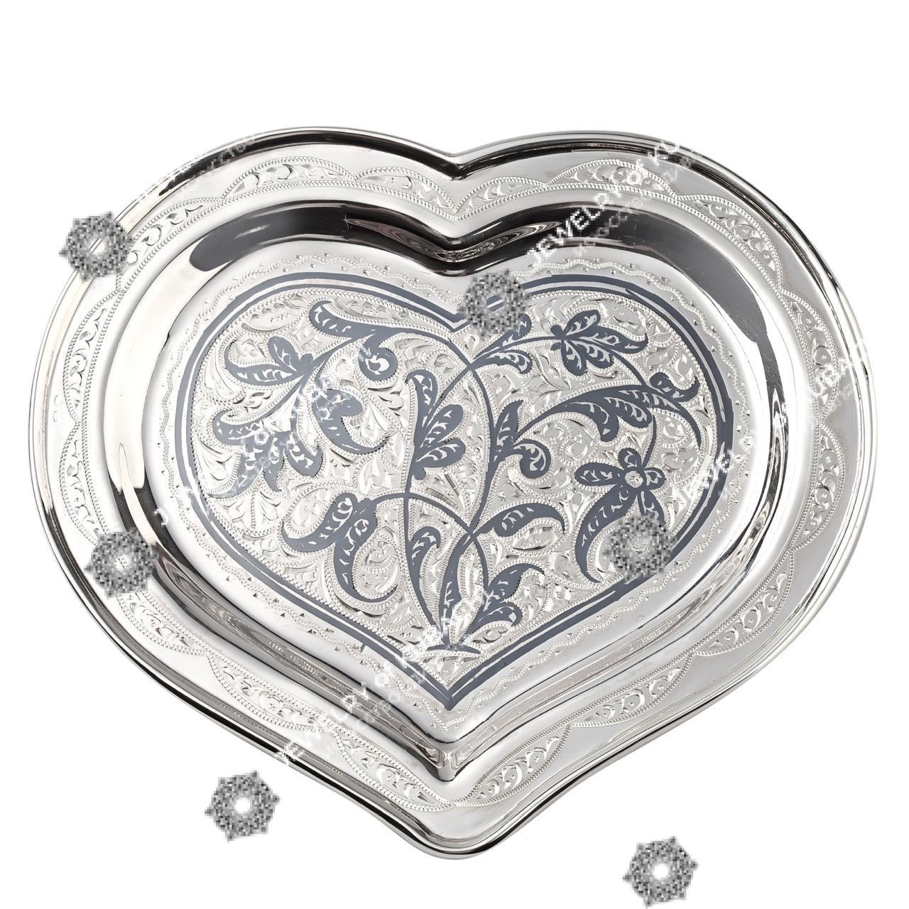 Поднос «Сердце»
